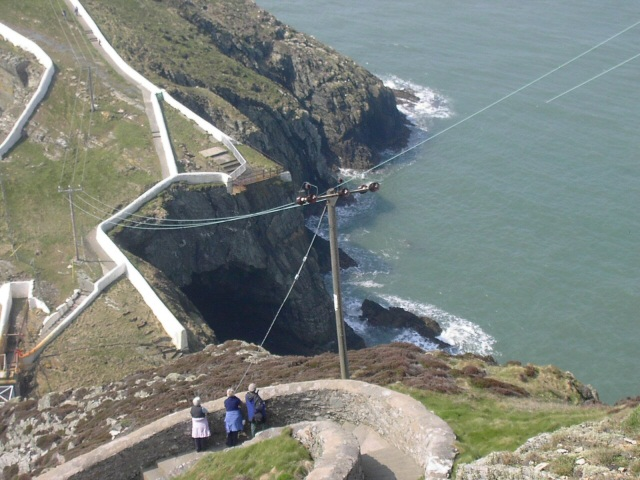 South Stack, January 2005.